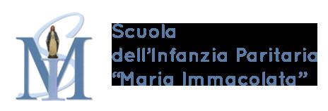 """Scuola dell'Infanzia Paritaria """"Maria Immacolata"""""""