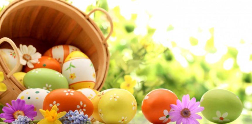Chiusura scuola per vacanze di Pasqua